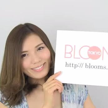 blooms Tokyo Makeup5